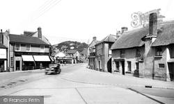 The Square 1936, Braunton