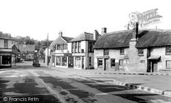 The Square c.1950, Braunton
