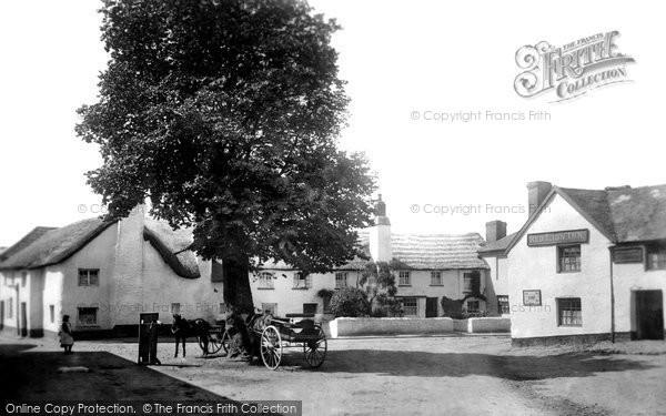 Braunton, the Village 1900