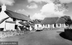 Williams Arms c.1965, Braunton