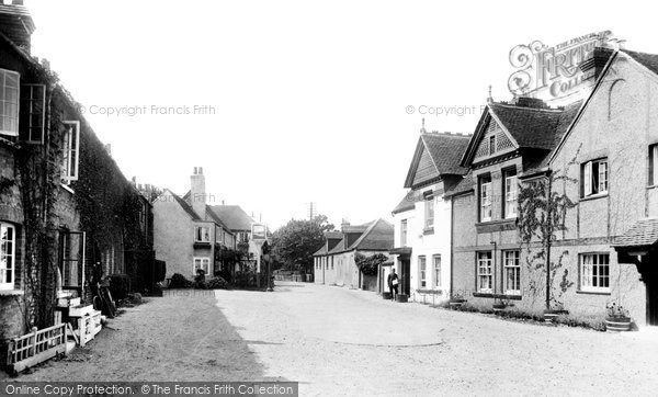 Bray, Ferry Road 1929