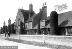 Bray, Jesus Hospital 1890