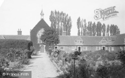 Bray, Jesus Hospital Garden 1890