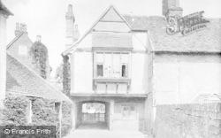 Bray, Lych Gate 1929