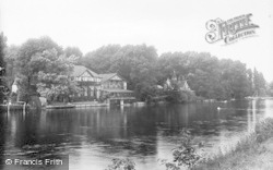 Bray, River House 1913
