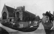 Bray, St Michael's Church 1906