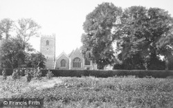 Bray, St Michael's Church From East 1890