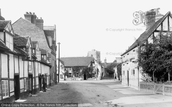 Bray, Village 1911