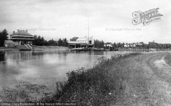 Bray, Woodhouse's Ferry 1890