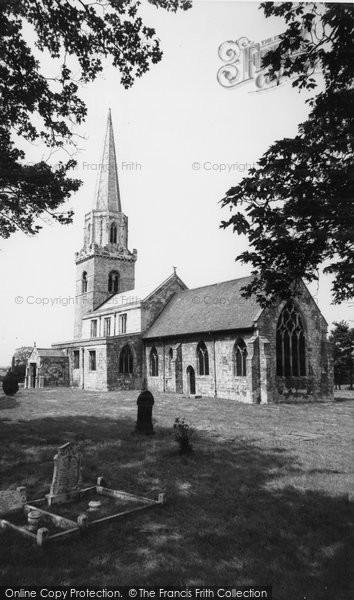 Brayton, St Wilfrid's Church c.1960