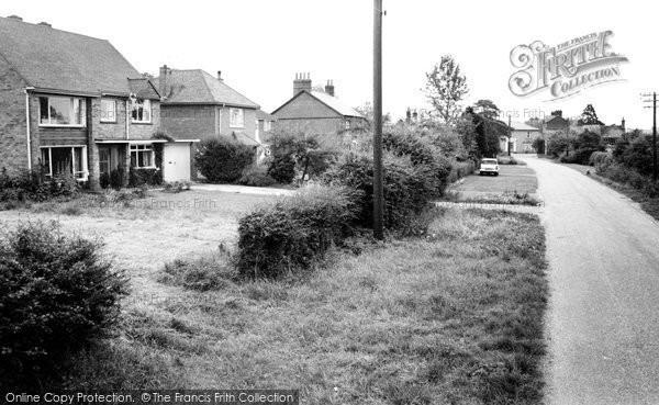 Breachwood Green, Colemans Road c.1965