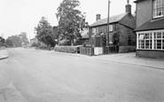 Breachwood Green, The Post Office, Chapel Road c.1965