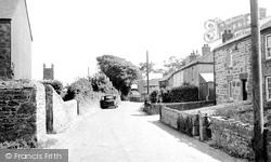 Pellor Road c.1955, Breage