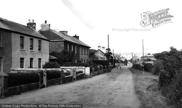 Breage, The Village c.1955