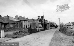 The Village c.1955, Breage