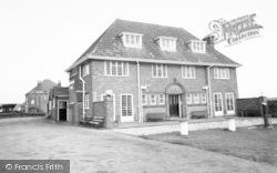 Brean, Brean Down Hotel c.1960