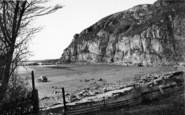 Brean, Brean Point c.1955