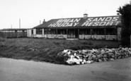 Brean, Brean Sands Holiday Resort c.1955