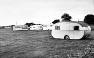 Brean, Diamond Farm Camping Ground c.1960
