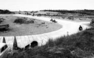 Brean, Go Cart And Track, Sunnyholt Caravan Park c.1965