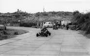 Brean, Go-Cart And Track, Sunnyholt Caravan Park c.1965