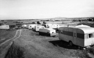 Brean, Neilsons Holiday Caravans c.1960