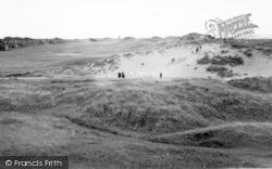 Brean, Sand Hills c.1939