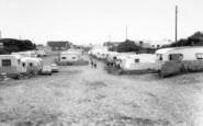 Brean, Sunnyholt Caravan Park c.1965
