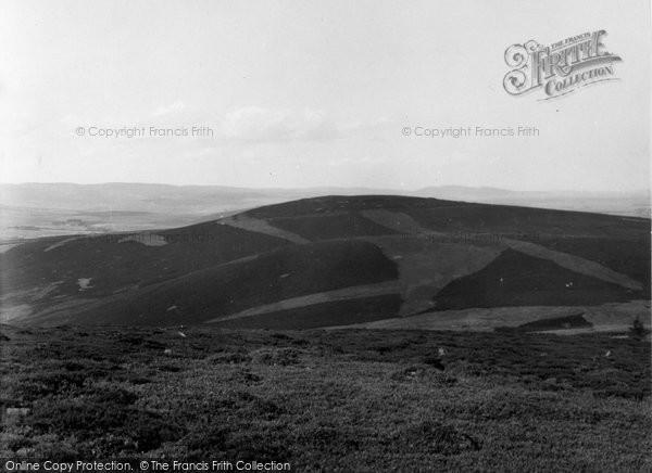 Brechin, Brown Caterthun Fort 1954