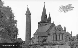 Cathedral And Round Tower c.1930, Brechin