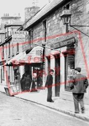 Hairdresser's 1900, Brechin