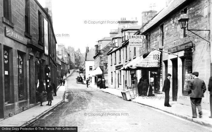 Brechin, High Street 1900