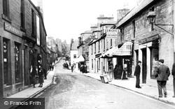Brechin, High Street c.1900