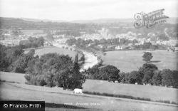 Brecon, 1899
