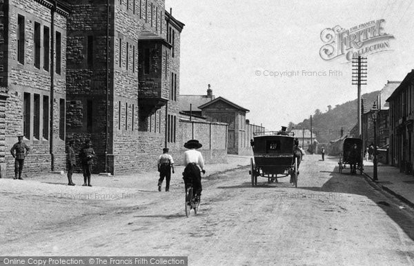 Brecon, 1910