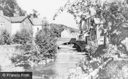 Brecon, A Bit Of Old c.1965