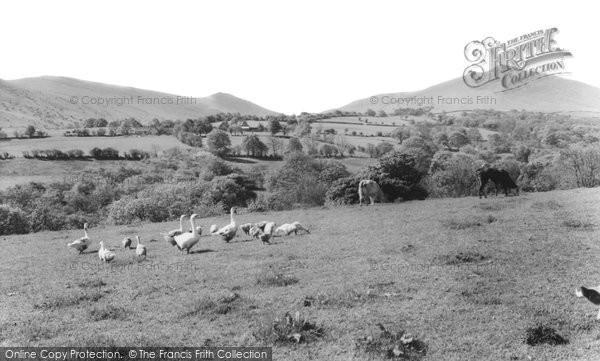 Brecon, Beacons c.1965