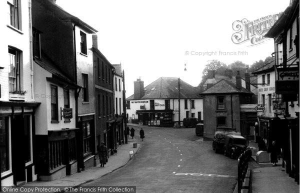 Brecon, c.1955