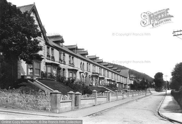 Brecon, Camden Road 1910