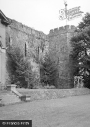 Brecon, Castle 1955