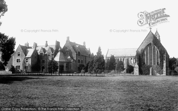 Brecon, Christ College 1899