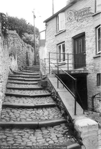 Brecon, King Street c.1965