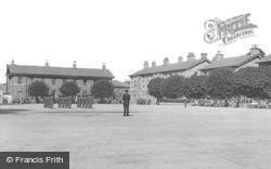Brecon, The Brecon Barracks c.1960