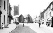 Brecon, the Bulwark 1910