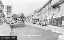 Brecon, The Bulwark c.1960