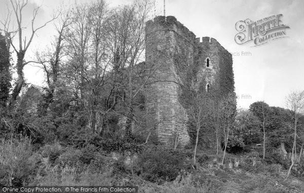 Brecon, The Castle c.1960