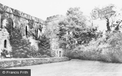 Brecon, The Castle c.1965