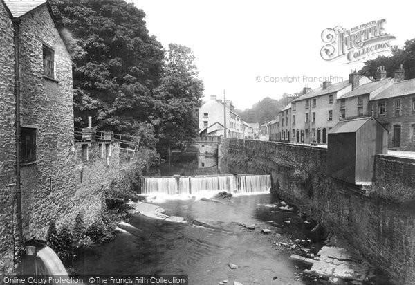 Brecon, The Honddu 1910