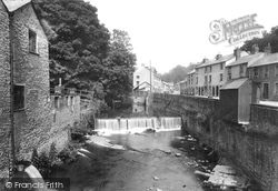 Brecon, The Honddu 1910