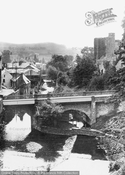 Brecon, Town And Beacons c.1940
